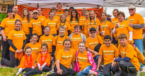 Walk MS teams